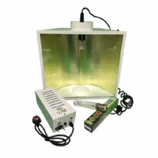 Pro Gear ( Horti Gear ) 600W With Aerowing Reflector and Sunmaster Dual Spectrum HPS Lamp